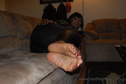 Ebony foot models