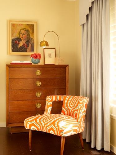 Palmer Weiss Chair