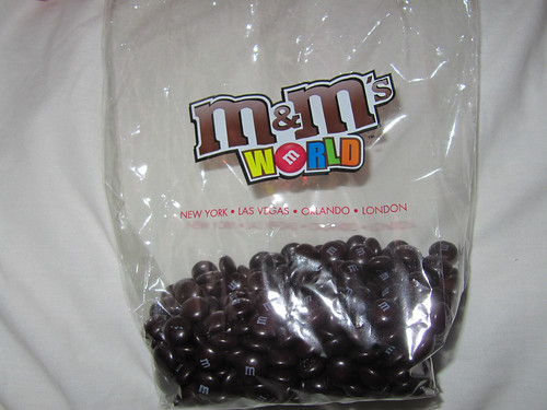 brown m&ms