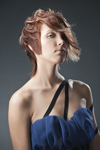 Hair Model by petetaylor