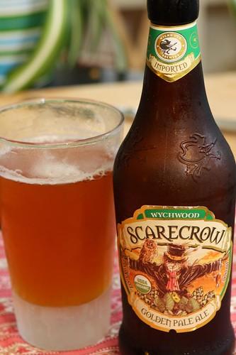 Wychwood Scarecrow Golden Ale