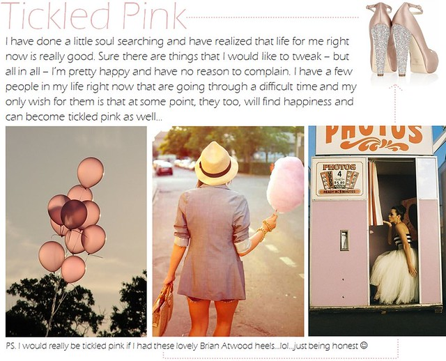 tickled pink post