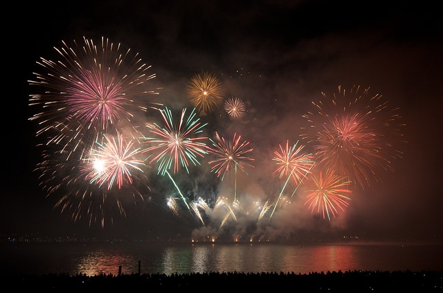 Celebration of Light: Spain