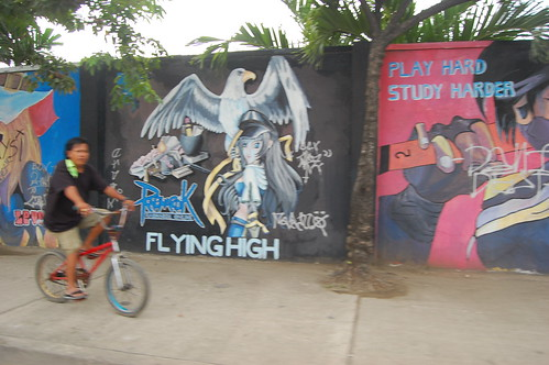 Cebu City Street Mural Art