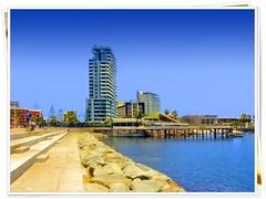 Antofagasta - Borde Costero (Victorddt) Tags: chile edificios playa sonycybershot torres antofagasta
