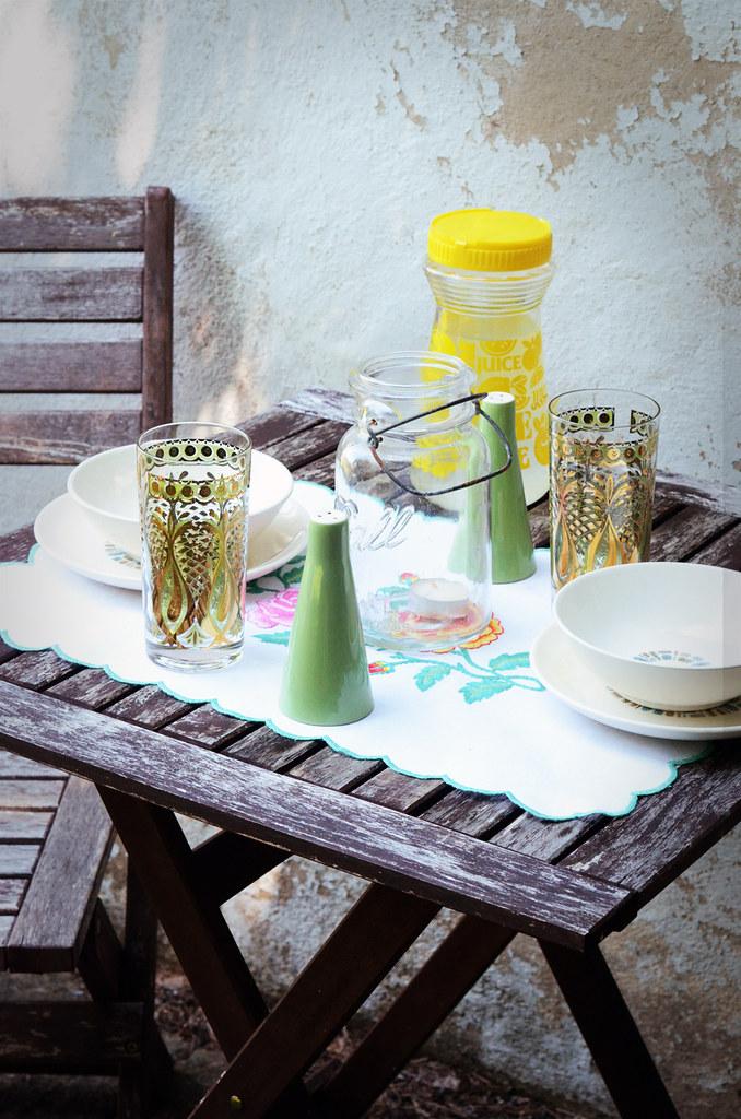 Vintage Soup Picturebook Vignette Summer 2011