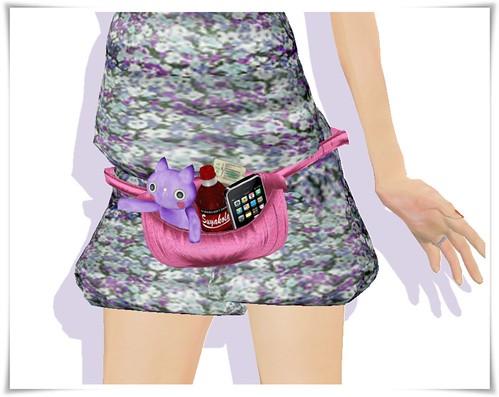 """""""IS"""" Belt Bag LB Special BOX"""