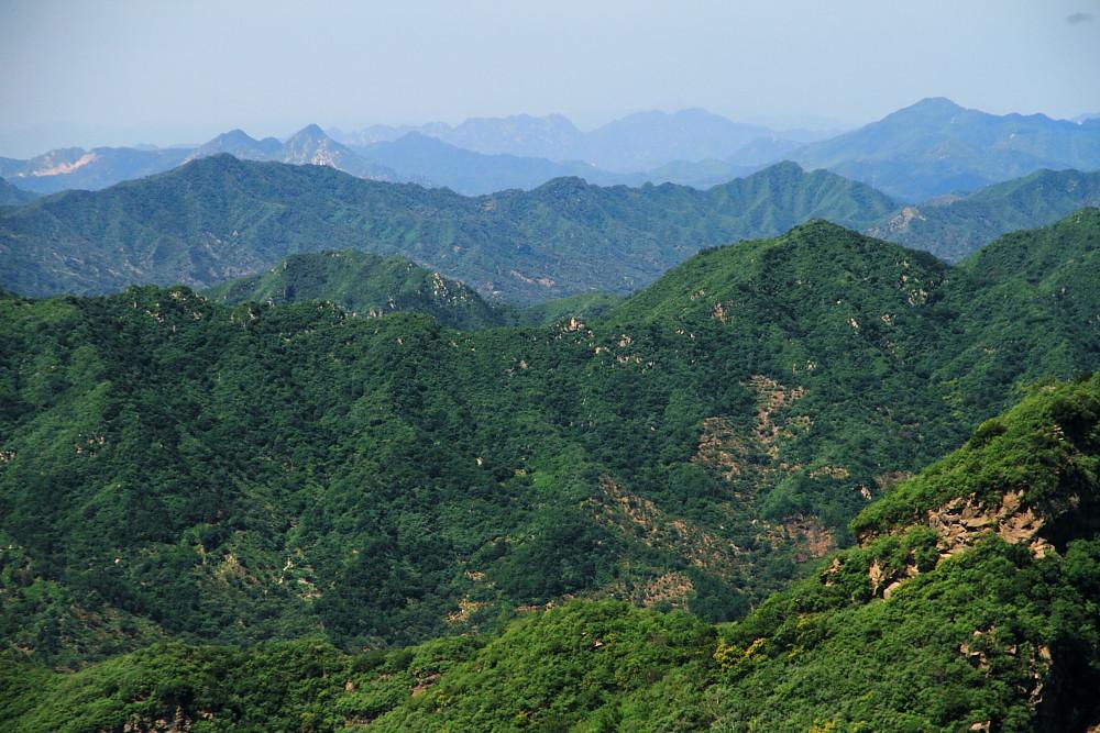 Mutianyu Great Wall, China