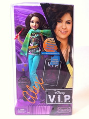 Disney VIP Aex Russo Doll (actionfigure81) Tags: fashion doll wizardsofwaverlyplace alexrusso disneyvip