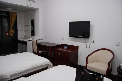 China university dormitory