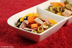 Salad (HASAN_ADEL) Tags: life food canon studio photography salad still flash saudi arabia l 450 ksa 24105      450d