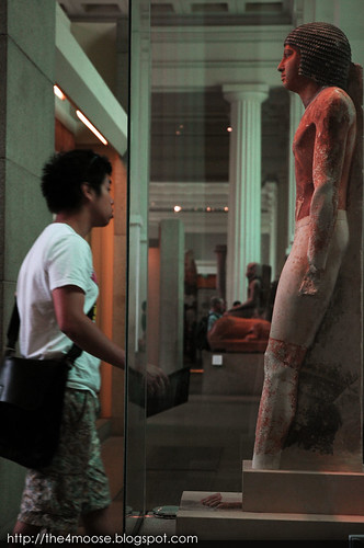 British Museum - Egypt Gallery (Room 4)
