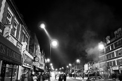Tottenham High Road by Nicobobinus