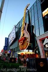 Las Vegas, Nevada - Hard Rock Guitar