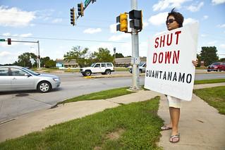 Anti-Torture Vigil - Week 58