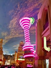 IMG_2793 USA Nevada Las Vegas (Dave Curtis) Tags: usa paris america canon hotel lasvegas casino navada g11