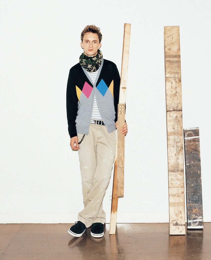Marko Brozic0126_SOPHNET 2011-2012 AW Collection