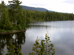 Long Pond, another view (ems18) Tags: summer maine august kayaking amc paddling longpond appalachianmountainclub 100milewilderness piscataquiscounty gorhamchairbackcamps