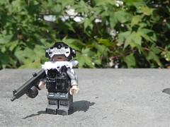 Ranger ( Roku ) Tags: ranger post lego metro apocalypse down hazel ama tiny fm roku fallout apoc tactical aa12 brickarms apocalego