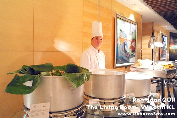 Ramadan 2011 - The Living Room, Westin KL-27