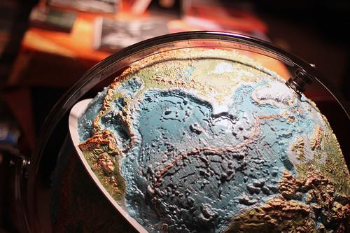 Image: 3D Globe