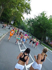Jamaica Underwear Run (16 of 53) (Petr Havlik @ Prague) Tags: nyc usa sports centralpark running 2011 underwearrun