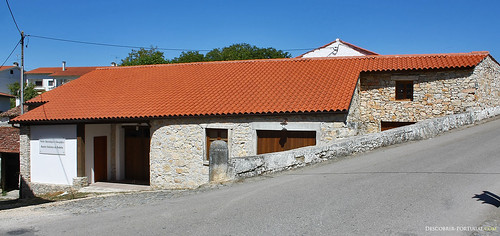 This old stone house is now a cultural center