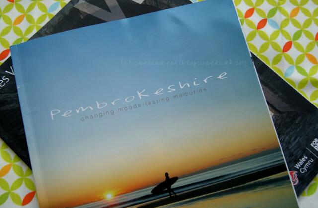 Pembrokeshire brochure