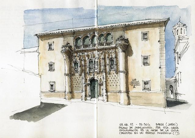 Baeza, Palacio de Jabalquinto