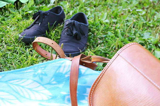 my shoes & bag