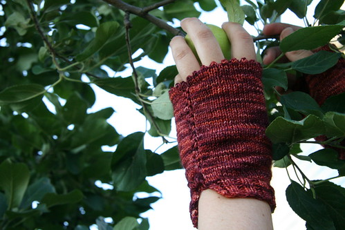 tigerlily wineberry gloves 2