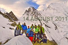 HAPPY INDEPENDENCE DAY (TARIQ HAMEED SULEMANI) Tags: pakistan tourism trekking canon hiking north concordia k2 tariq northernpakistan skardu sulemani hushay jahanian ghandoghoro askolay