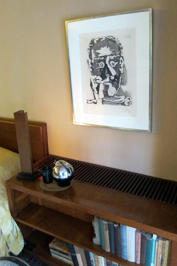 PA - Mill Run: Fallingwater Master Bedroom - The Smoker