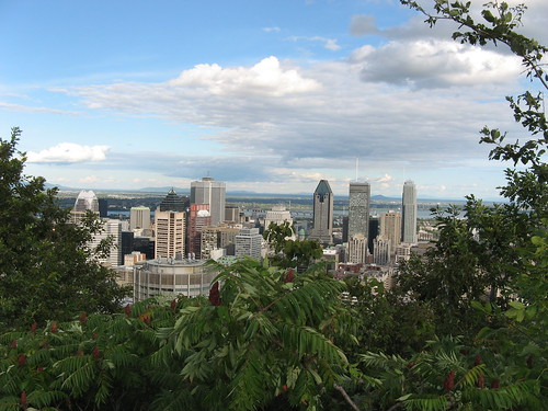 On a Clear Day: Montreal by susanvg