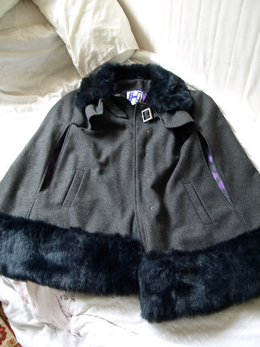 Henry Holand Coat/Cape