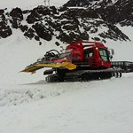 Building a jump,Portillo, Chile 2011