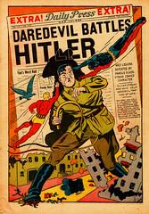 Daredevil Battles Hitler 01
