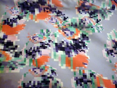Pixel dress 3