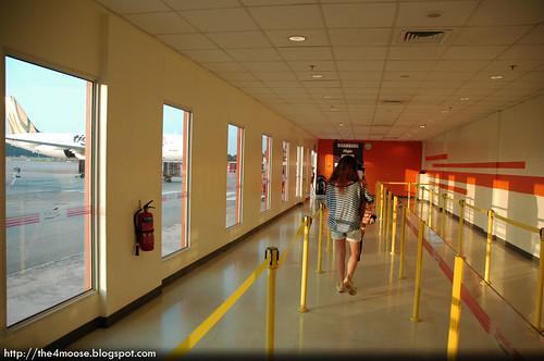 TR 2152 - Singapore Budget Terminal