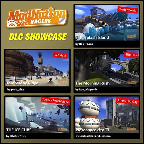 DLC Showcase