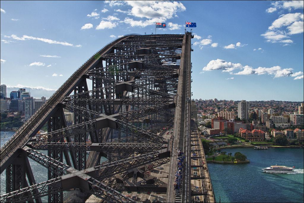 Sydney Harbor Bridge - Bridge Climb