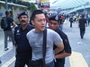 Man arrested by freemalaysiatoday