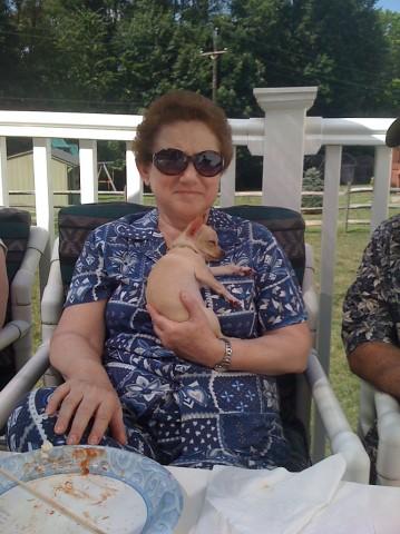 Mom & Walter