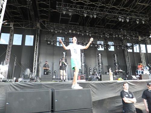 Rich Aucoin at Ottawa Bluesfest 2011