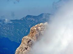 Escursionismo Gran Sasso - via ferrata Ricci