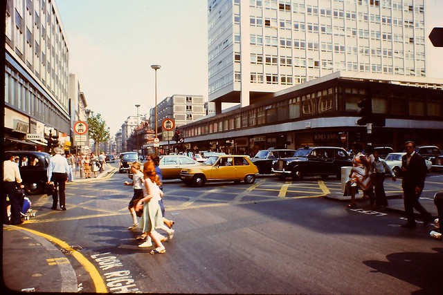 1976 - London - Oxford Street