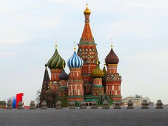 450th Anniversary, today 2011 July 12 - Moscow St. Basil's Cathedral- 244 (Giannux) Tags: red church saint square bell russia anniversary moscow ivan great holy most basil russian moat orthodox protection iv kazan  astrakhan theotokos   emptyplanet 450th
