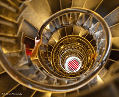 The Monument (Rafe Abrook Photography) Tags: city london tower monument stairs spiral circles steps olympus stairwell telephoto staircase e3 plinth cityoflondon themonument 50200 bestofblinkwinners blinkagainsuperstars blinksuperstars