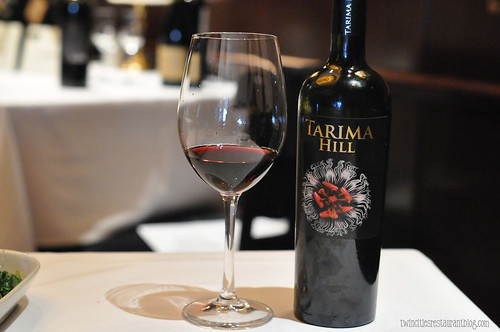 Tarima Hill Monastrell Wine at Capital Grille ~ Minneapolis, MN
