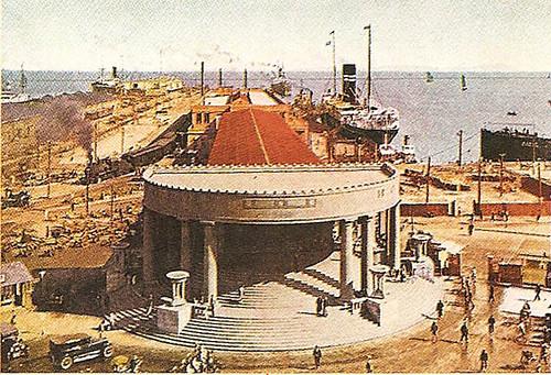 Dalian Harbor